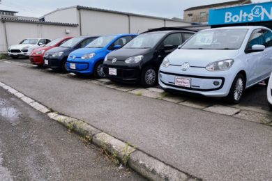 VW UP!!各グレード取り揃えてます!@畑田